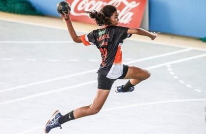 Aluna da escola Barjas Negri é convocada para seleção brasileira de handebol