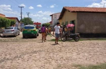 Bandido é morto durante assalto em Demerval Lobão
