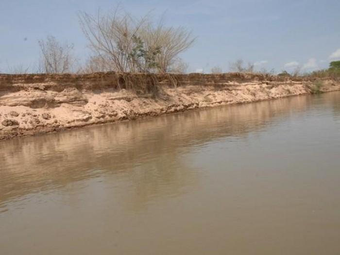 Corpo de mulher é encontrado boiando no Rio Parnaíba