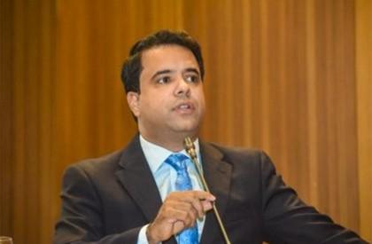 Deputado Edilázio pede que governador respeite a vontade do...