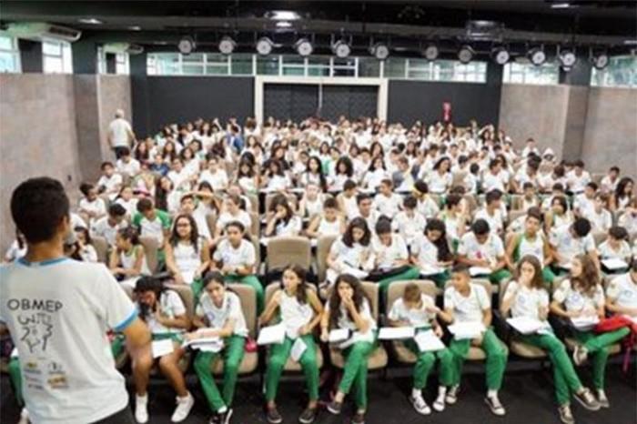 Estudantes piauienses conquistam 116 medalhas na OBMEP 2018