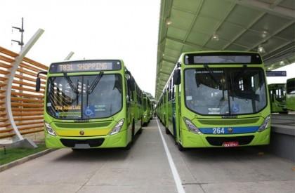 Frota de ônibus é reforçada no segundo dia de provas do ENEM