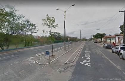 Homem é baleado por policial durante briga de trânsito em Teresina