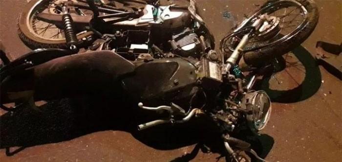 Homem morre após colidir motocicleta contra poste em Oeiras