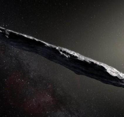 Objeto interestelar pode ter sido enviado por...
