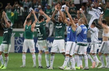 Palmeiras tem 88% de chance de ser Campeão Brasileiro