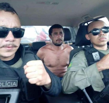 Policia Militar prende acusado de estupro de...