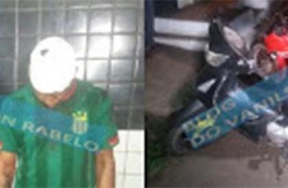 Populares tentam linchar jovens acusados de roubar motocicleta