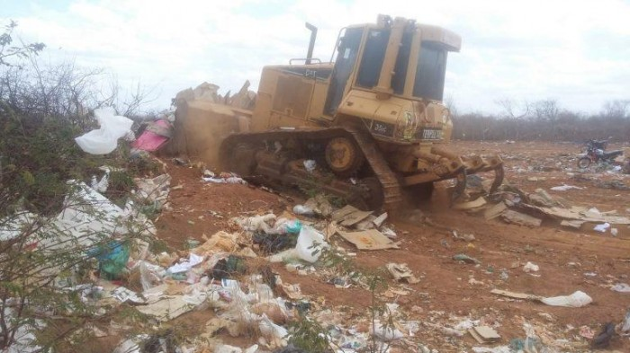 Prefeitura de Picos fará licitação para empresa tratar aterro sanitário