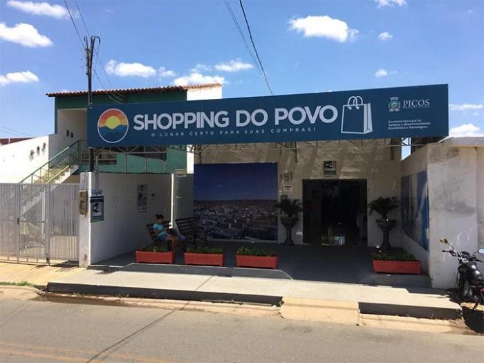 Promoção Natal Premiado no Shopping do Povo vai sortear prêmios para os clientes
