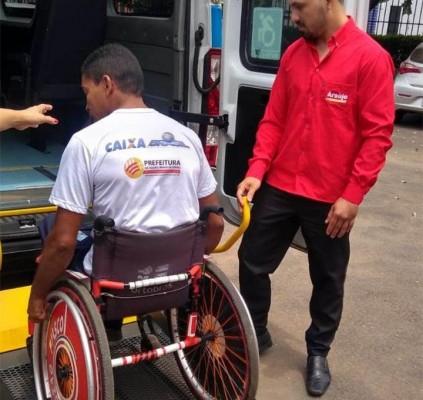 Serviço de Travessia para deficientes chega a...