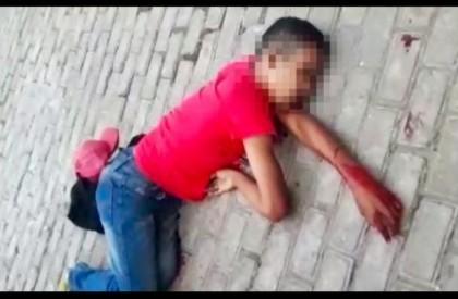 Bandido é morto a tiros após tentativa de assalto
