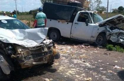 Ex-prefeito de Marcolândia morre em colisão na PI-112
