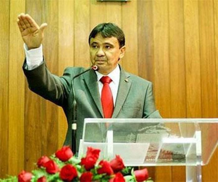 Governador Wellington Dias tomará posse no dia 01 de janeiro