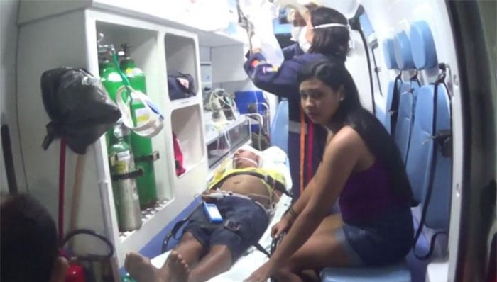 Homem é baleado na cabeça durante assalto em Teresina