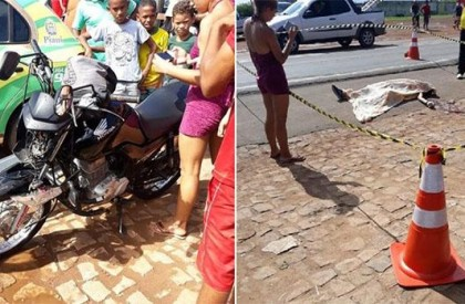 Homem morre após colisão frontal em Campo Maior