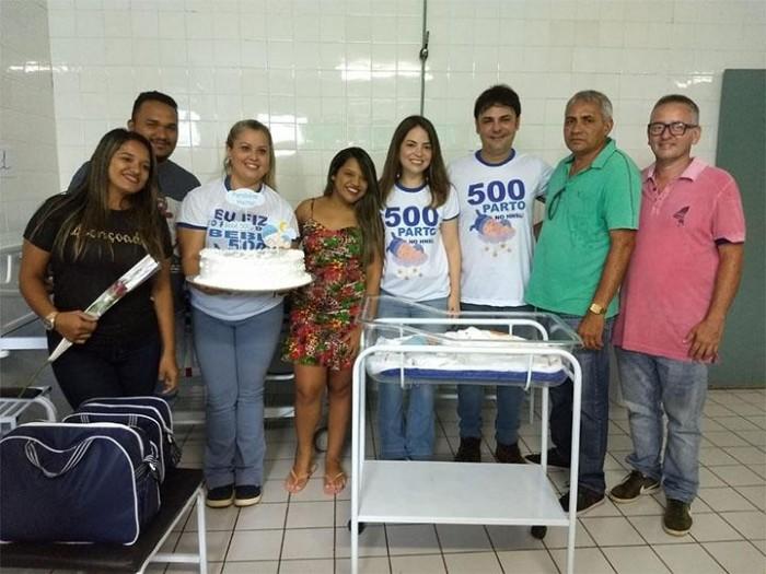 16ddb94459 José de Freitas realiza 500 partos em menos de 2 anos -...