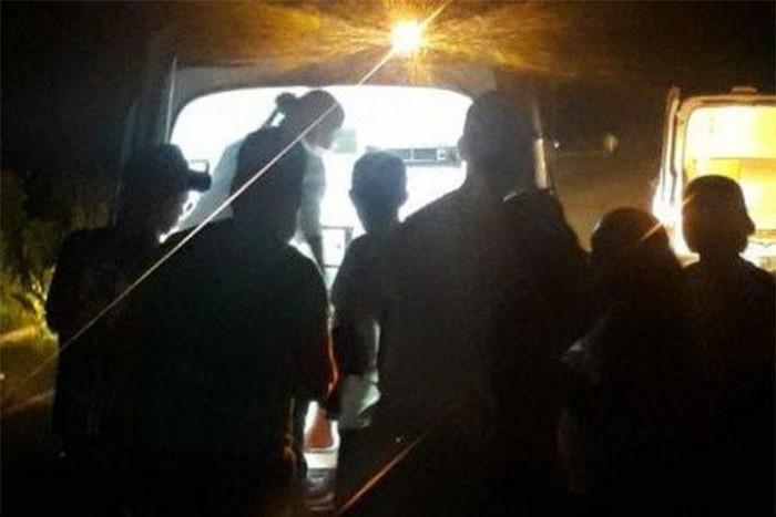 Acidente deixa um homem morto e dois feridos na BR-020