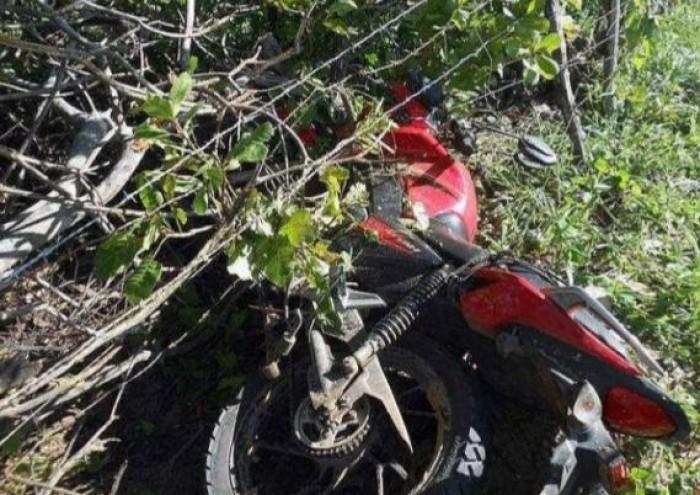 Assaltante morre após realizar assaltos e sofrer acidente em Parnaíba