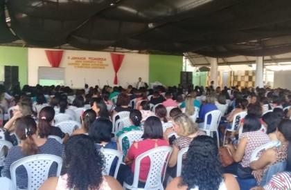 Barras: mais de 450 servidores participam de V Jornada...