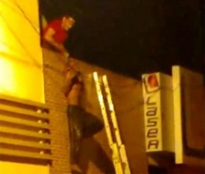 Homem tenta invadir estabelecimento comercial e é baleado em Floriano