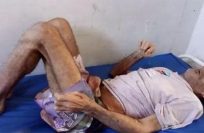 Idoso morre após sofrer maus tratos do próprio filho