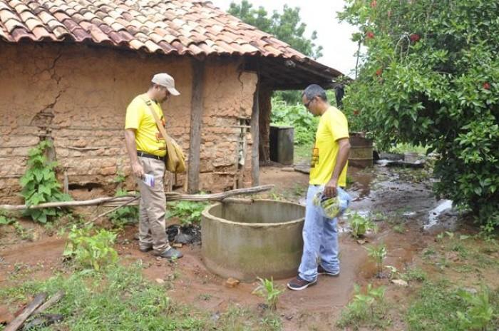 José de Freitas: Prefeitura e Secretaria de Saúde realizam campanha contra a dengue