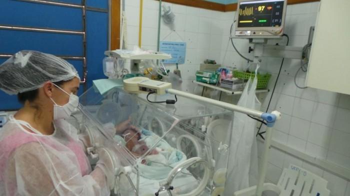 Maternidades solicitam doação de leite para alimentar bebês prematuros