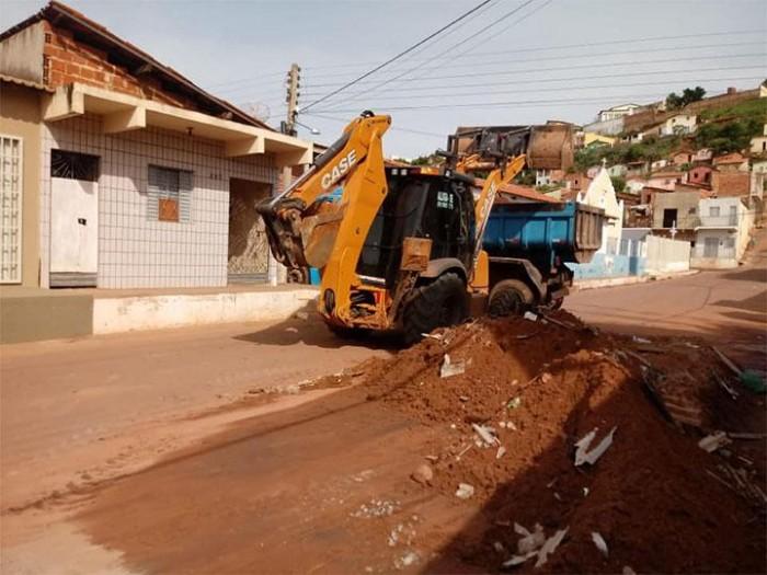 Picos em obras: Prefeitura trabalha para recuperar danos causados pelas chuvas