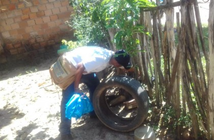 Barras: Secretaria de Saúde realiza arrastão de combate ao...