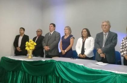 Câmara Municipal realiza o retorno dos trabalhos no legislativo...