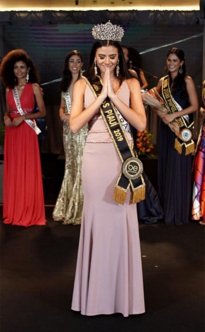 Dagmara Landim é eleita Miss Piauí Be Emotion 2019