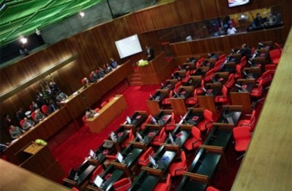 Deputados federais e estaduais e senadores tomam posse na Alepi