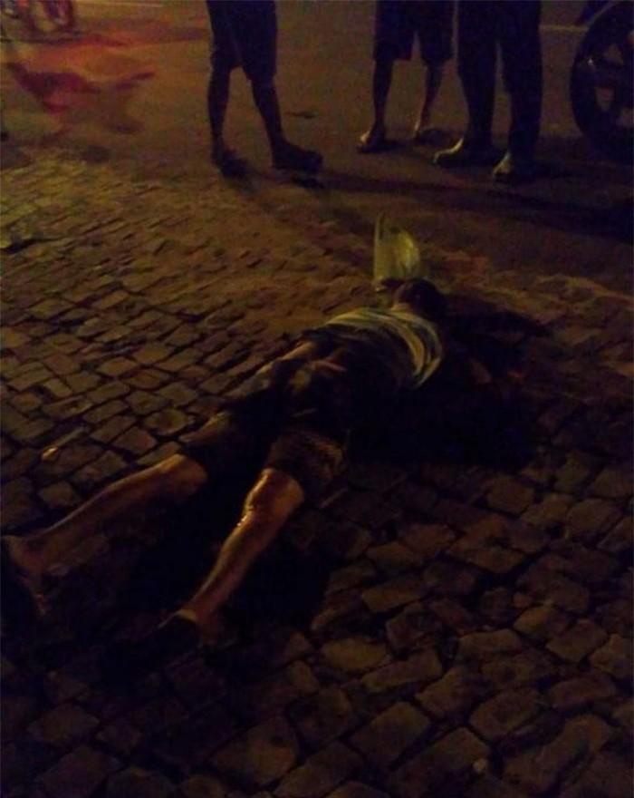 Homem é morto com tiro na cabeça no Residencial Torquato Neto