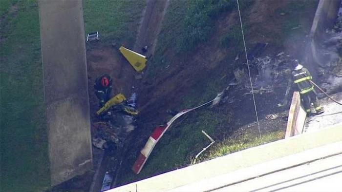 Jornalista Ricardo Boechat morre em acidente de helicóptero