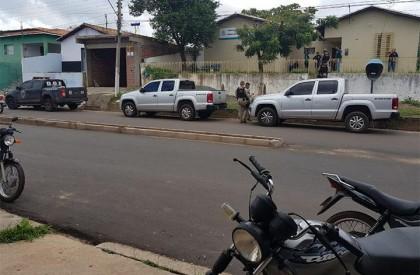Operação: polícia prende quatro pessoas em Inhuma