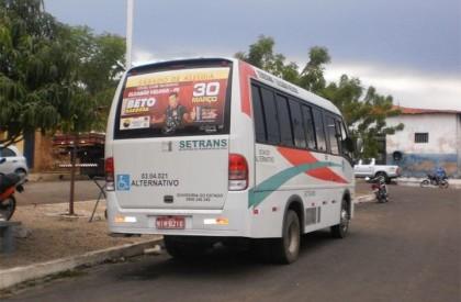 Prefeitura cadastra veículos para atender usuários durante greve dos motoristas e cobradores