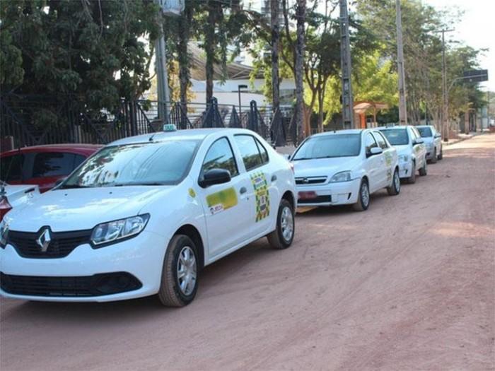 Vistoria anual das permissões de táxi inicia nesta segunda-feira (11)