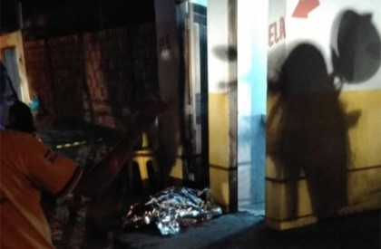 Homem é morto a tiros dentro de bar em Parnaíba