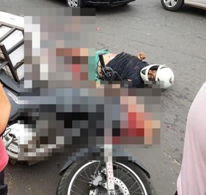 Homem morre após ser esmagado por carreta...