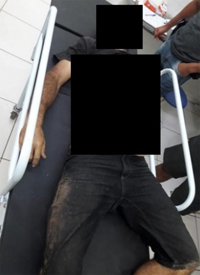 Jovem é baleado e jogado na frente de hospital no Piauí