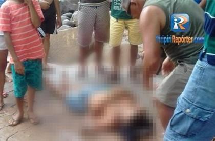 Piripiri: Homem morre afogado após ser sugado pela força da água em rio no PI
