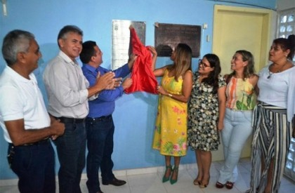 Prefeitura de Campo Maior inaugura reforma do Serviço de Convivência