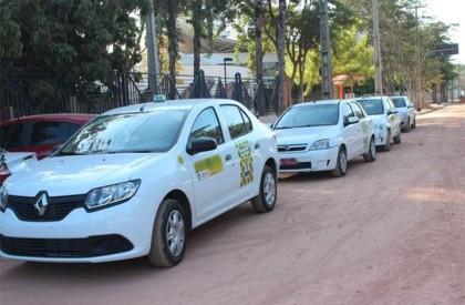 Strans solicita renovação de alvarás de taxistas até o dia 11 de abril
