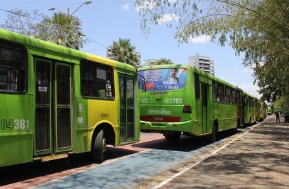 Horários das frotas dos ônibus sofrem alterações durante feriado