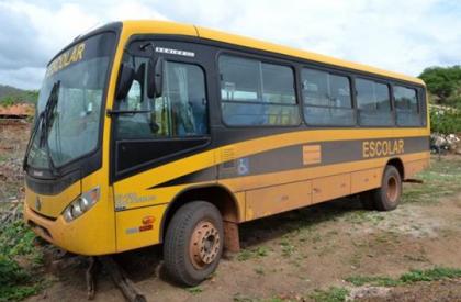 Ônibus escolar é assaltado na zona rural de Picos