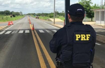 PRF inicia Operação Semana Santa nas rodovias federais do Estado