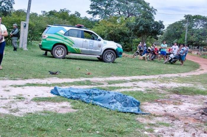 Briga entre primos deixa um morto e outro ferido em Cocal dos Alves