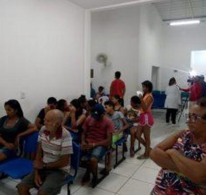 Caxias: UBS do Campo de Belém passa...