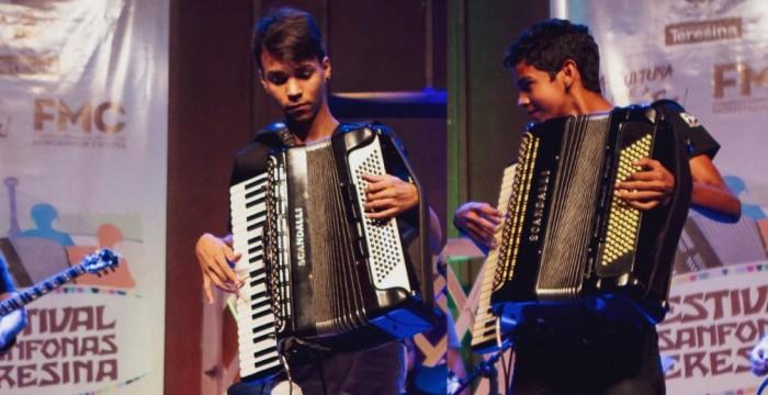 II Festival de Sanfonas de Teresina acontece neste fim de semana